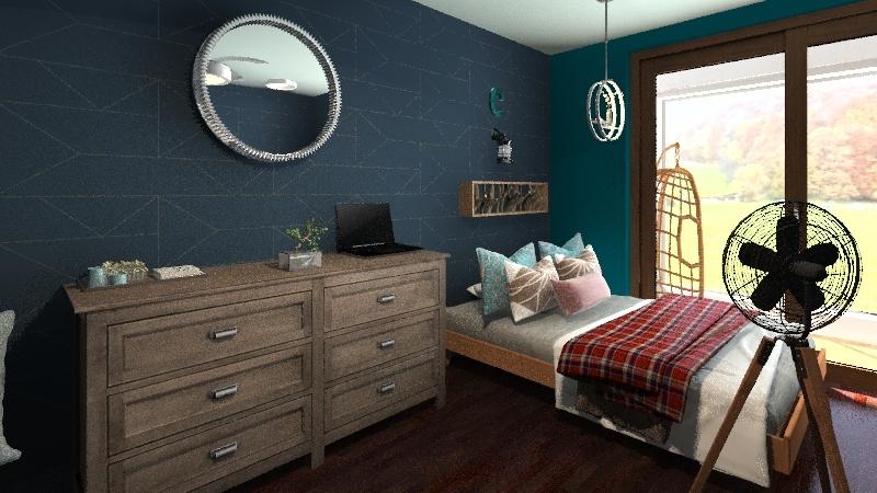 Monstellaneous Interior Design Render
