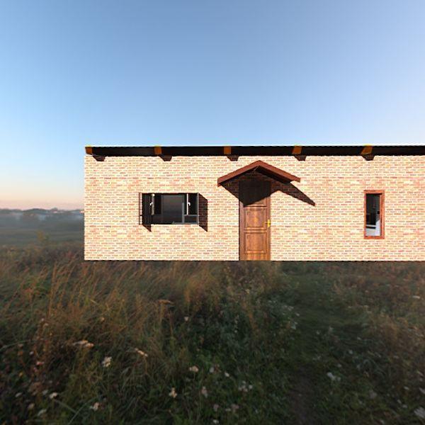 Cabin Cveykus Interior Design Render