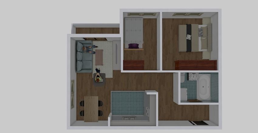 48098 Interior Design Render