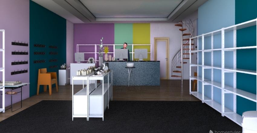 Vidavaz Interior Design Render