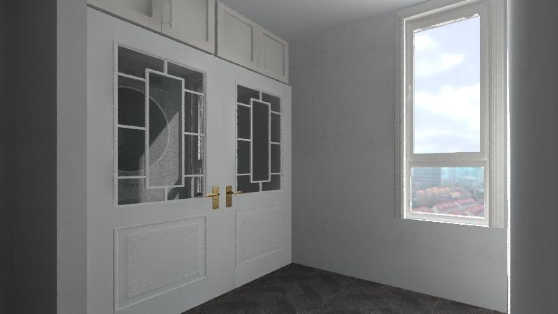 laundry Interior Design Render
