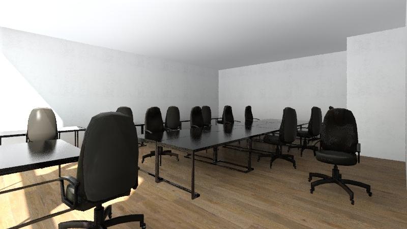 DIAA Interior Design Render