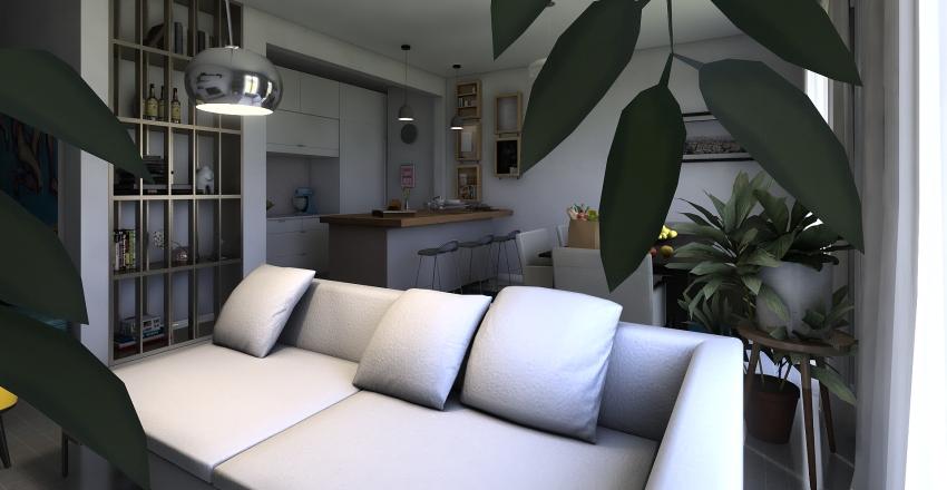 ULTIMO GUARINO 28/01 Interior Design Render