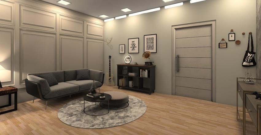 Giselle Carvalho Interior Design Render