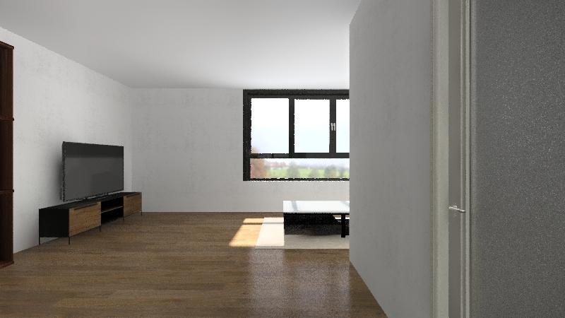 planta baja tudela Interior Design Render