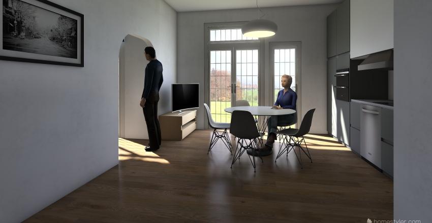 Casa Mia v2.5 Interior Design Render