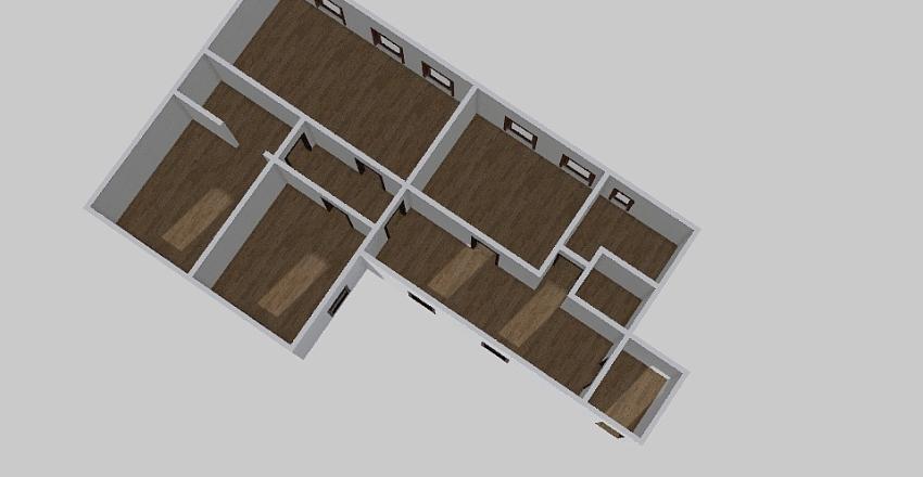 Дома_0355 Interior Design Render