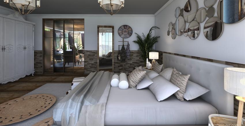 Sanctuary Interior Design Render