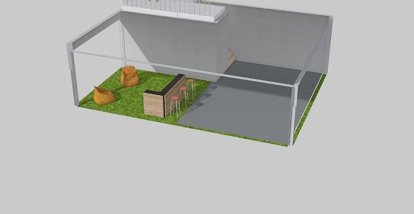 metalloobrabotka Interior Design Render