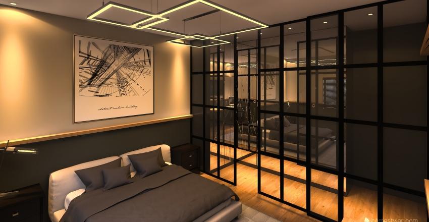fabricio 1501 Interior Design Render