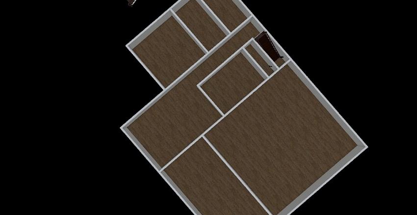 บ้านแครี่ Interior Design Render