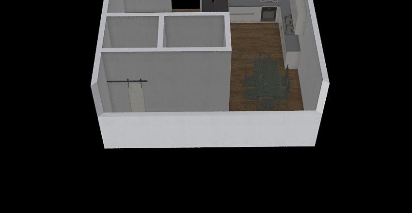 Area Miria Interior Design Render