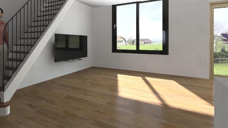 2020 Interior Design Render