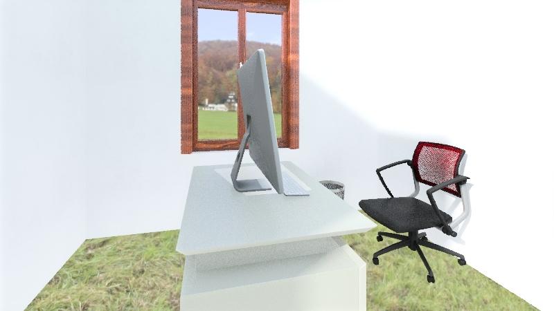 Mejoras Somotillo Interior Design Render