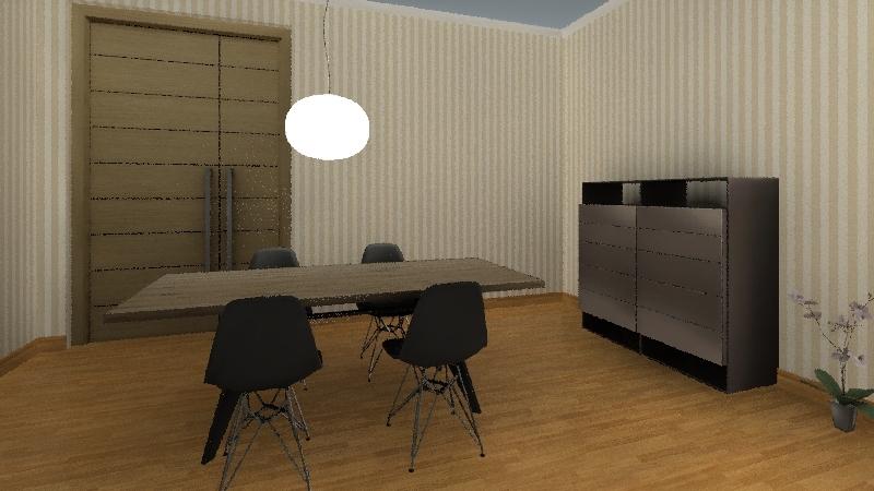 OLIVEIRAa Interior Design Render