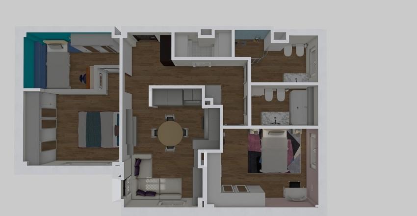 TUCIDIDE aggiornato 2  gennaio 20 Interior Design Render