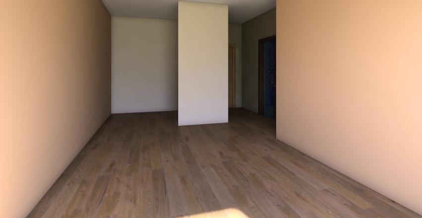 Sloneczne Parter Interior Design Render