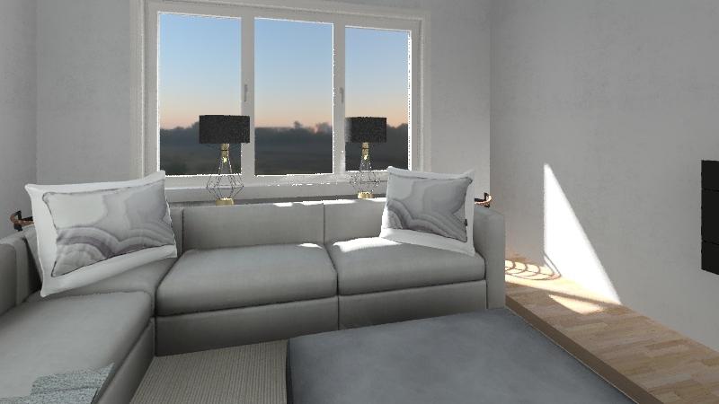 Cottonwood 5 Interior Design Render