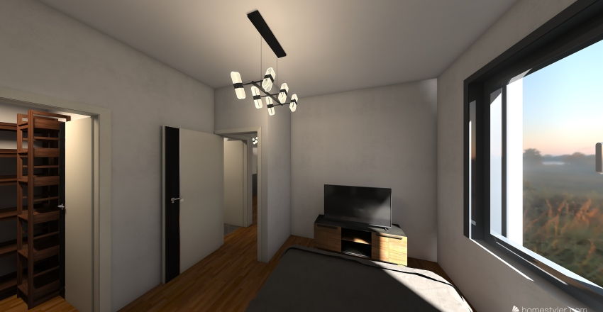 studio final-v1 Interior Design Render