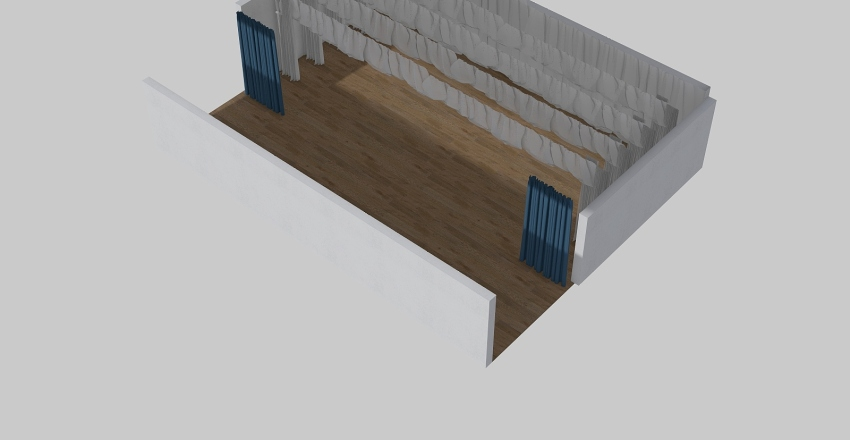 шторы3 Interior Design Render