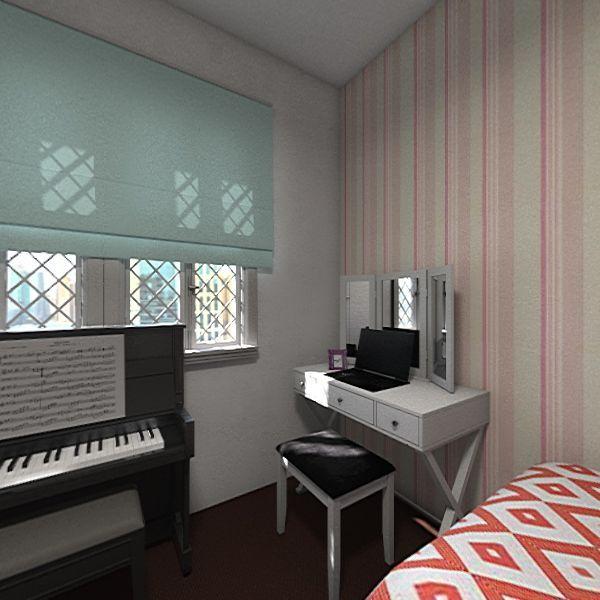 Casa de infância  Interior Design Render
