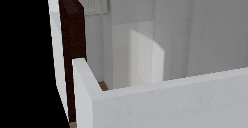 sadowowskiego łaz Interior Design Render
