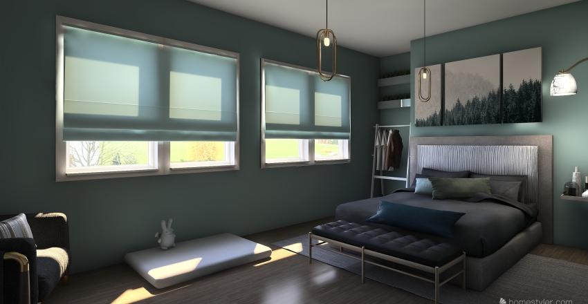 No.2 Interior Design Render