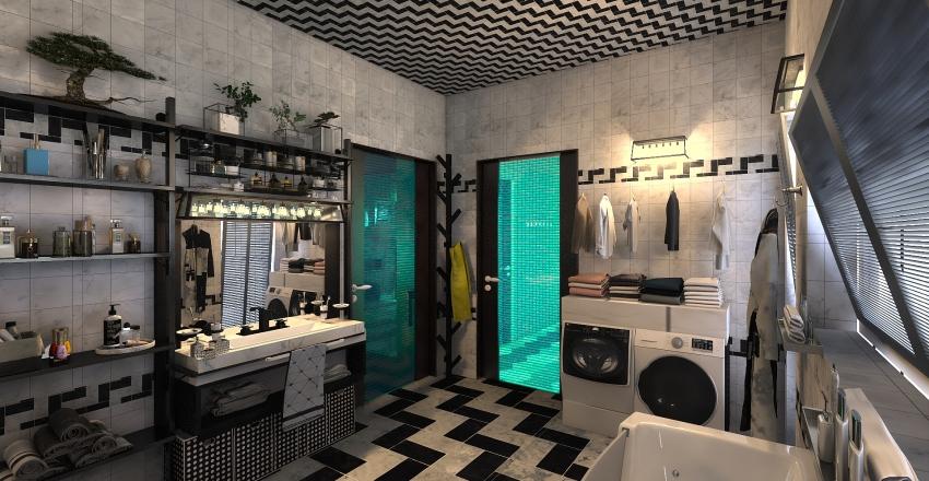 CounTry ChiC Interior Design Render