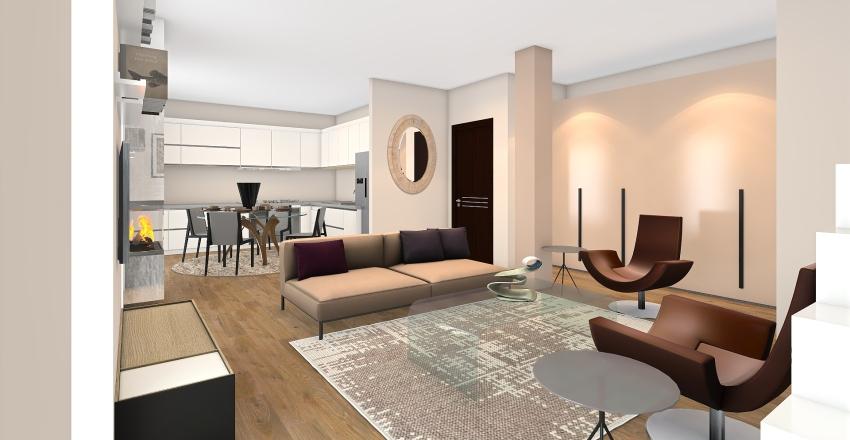 Tarantasca Interior Design Render