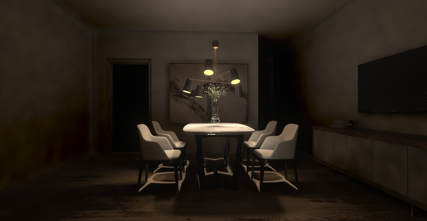CHIRIATTI Interior Design Render