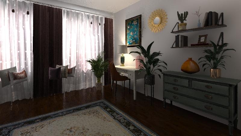 O L A Interior Design Render