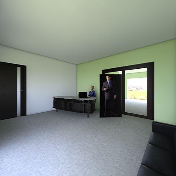 Lobby fak pertanian untirta Interior Design Render