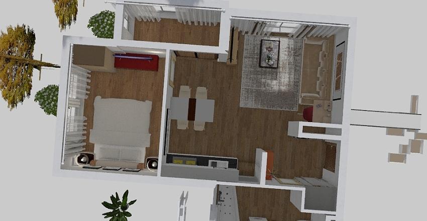 Design3-1 Interior Design Render