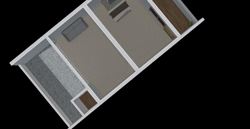 Rooftop Interior Design Render