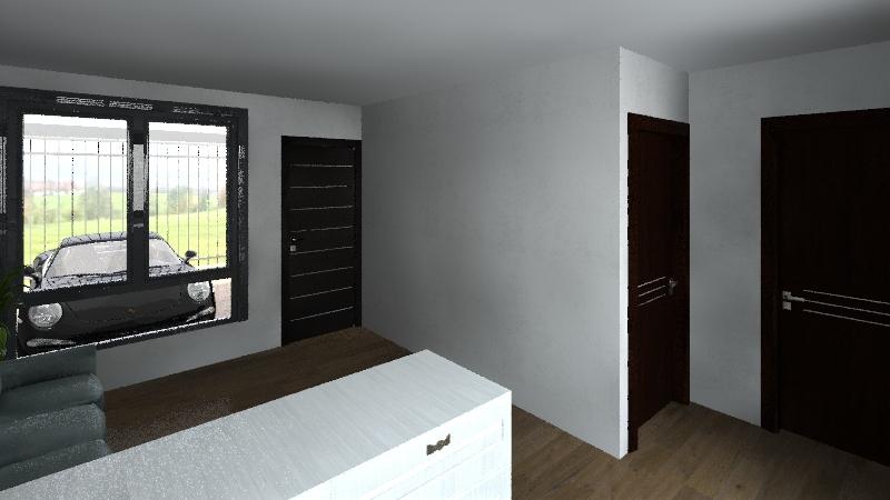 La Mesa Arriendo 03 Interior Design Render