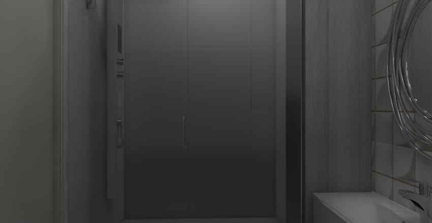 Ванная  Interior Design Render