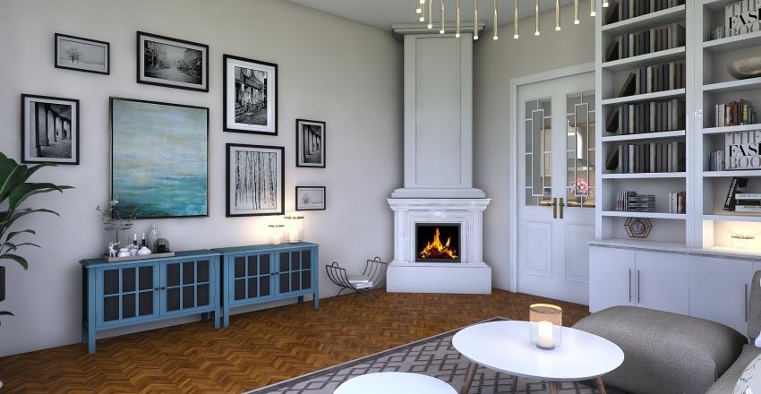 JR Design SVK Interior Design Render