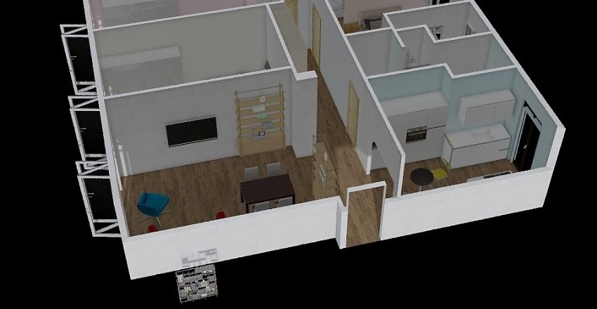 tedesco 4 Interior Design Render