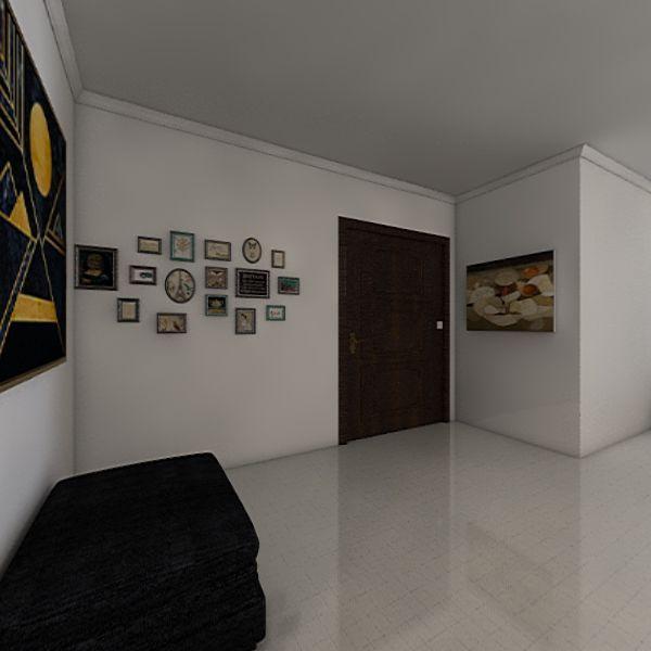 maison ain ktiouet Interior Design Render