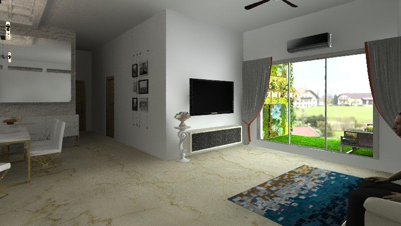 manish agarwal Lodha Interior Design Render