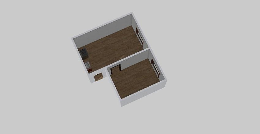 Гостинки_058 Interior Design Render