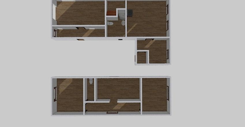 Дома_0356 Interior Design Render