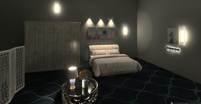 mansao Interior Design Render