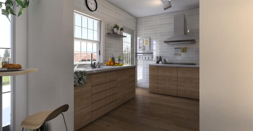 Casa Yanka Interior Design Render