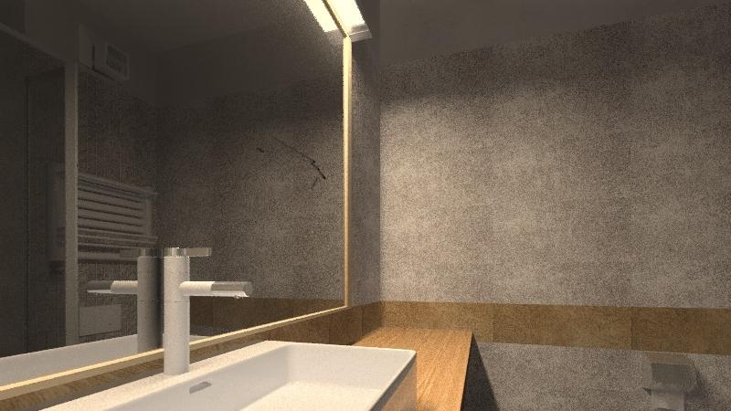 Gdańsk - Letnica Sucha 33/77 Interior Design Render