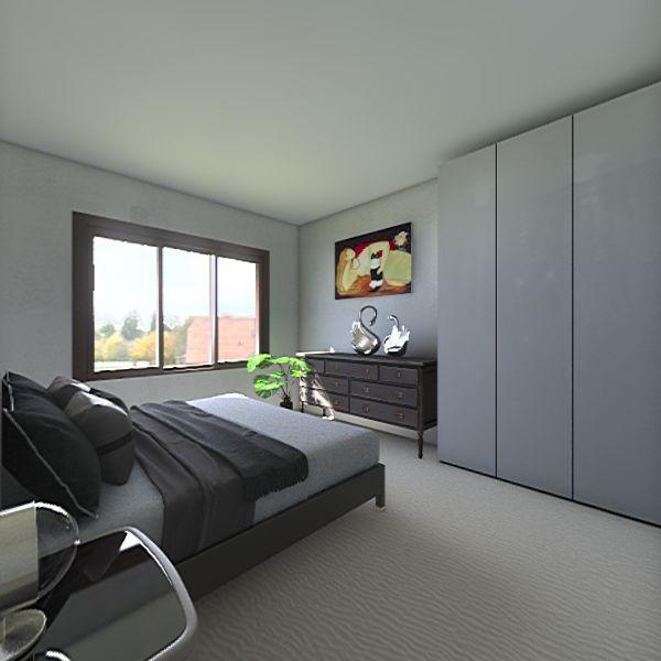 Dargov dom obec Interior Design Render