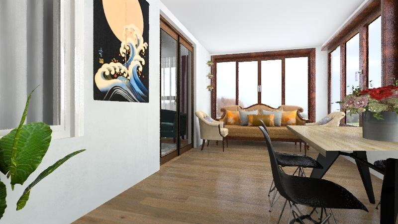 köyevi Interior Design Render