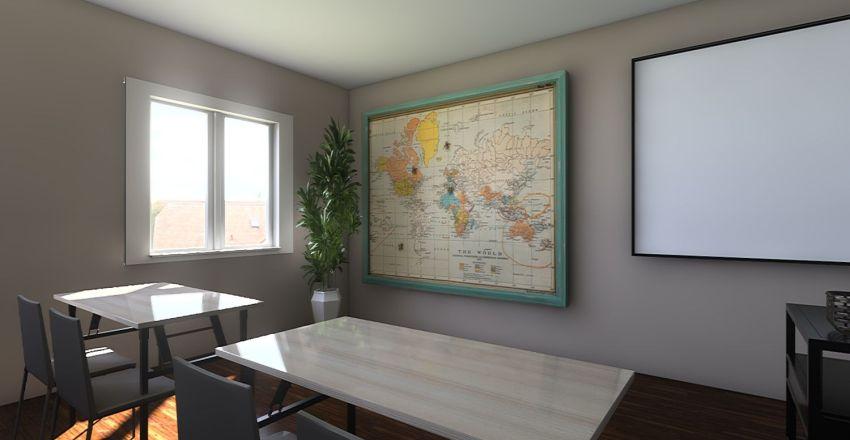 Geografia Interior Design Render