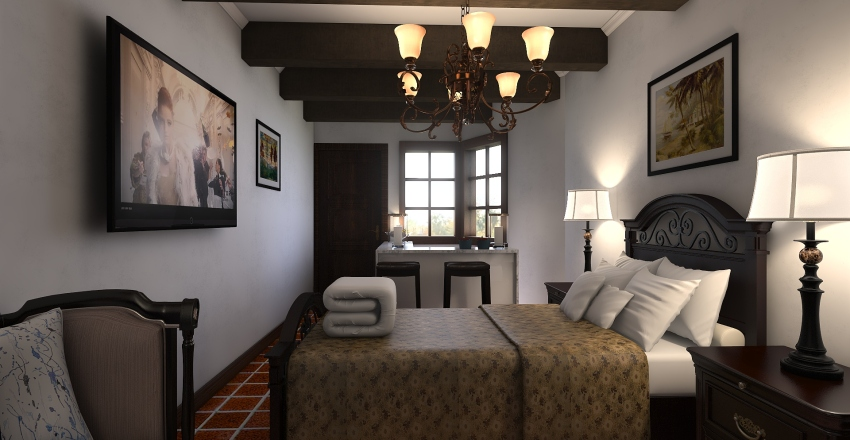 SUIT Interior Design Render