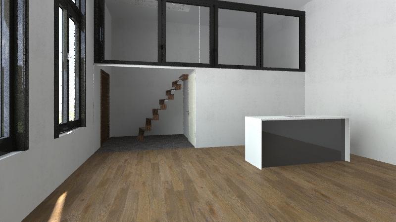 Ulloi Interior Design Render